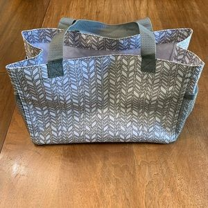 Thirty-One All-In Organizer In Chevron Charm